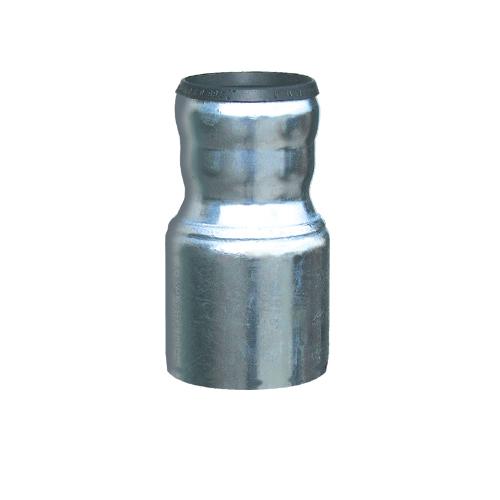 Loro-X verloopstuk dn 40/70 - 600X