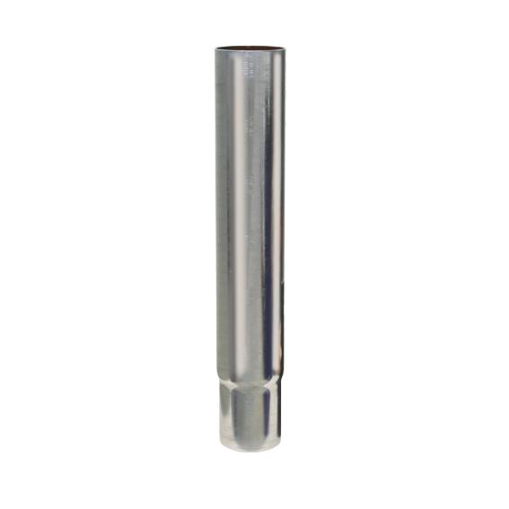 Loro-X pijp met ingehaald spie-eind 500mm dn 100 - 1121X